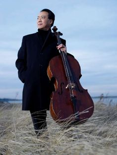 Yo-Yo Ma; music that speaks to the mind and soul.