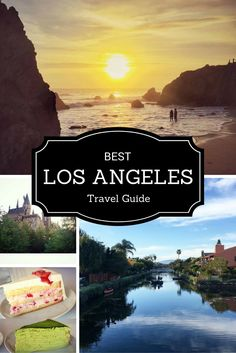 Los Angeles - Best #travel guide #USA - famous places, off the beaten path attractions, where to eat, where to stay, and more!