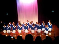 ▶ Loboc Children's Choir in Hoofddorp Holland Oct 19, 2011 (Thank You for the Music) - YouTube