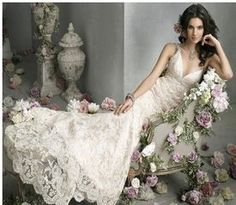 the perfect lacey dress <3  I seriously like this dress!