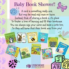 ask me how to throw a baby book shower do you know someone who is