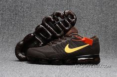 http://www.airgriffeymax.com/mens-nike-air-vapormax-flyknit-2018-brown-yellow-discount.html MEN'S NIKE AIR VAPORMAX FLYKNIT 2018 BROWN YELLOW DISCOUNT : $93.37 Air Max 95, Cheap Air Max 90, Air Max Women, Nike Air Vapormax, Nike Air Max 90s, Mens Nike Air, Wholesale Nike Shoes, Nike Lebron, Nike Sneakers