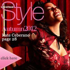 Kate Ceberano SA Style
