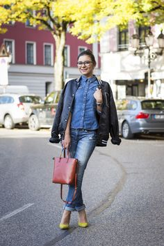 Munich street style captured by Tommy Hilfiger. http://on.fb.me/17lMb5K