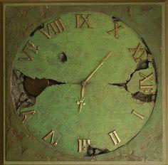 Broken clock - Bohemian Wornest-France