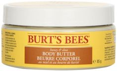 Burt's Bees Honey and Shea Body Butter 185g has been published at http://beauty-skincare-supplies.co.uk/burts-bees-honey-and-shea-body-butter-185g/