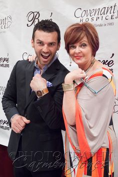 Tony Dovolani with a guest - Life's A Dance 20 Jun 2014 - LAD2014_0082