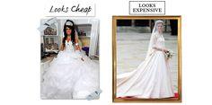10 Reasons Your Wedding Dress Looks Cheap -Cosmopolitan.com