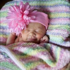 Cutest baby girl.
