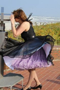 Wind Blown Skirts, Wind Skirt, Unique Dresses, Beautiful Dresses, Big Skirts, Skirt Images, Winter Skirt Outfit, Dance Dresses, Slip Dresses