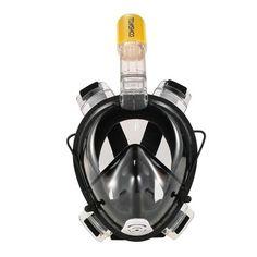 TOMSHOO Full Face Snorkeling mask