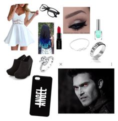 """""""Getting engaged to Derek"""" by cmsvball19 on Polyvore featuring Smashbox, Jewel Exclusive and Bling Jewelry"""