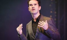 Jimmy Carr's Eagerly-Awaited Response To David Cameron's Tax Affairs Is Here