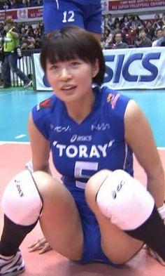Volleyball Shorts, Volleyball Players, Beach Volleyball, Cheerleading, Ebony Girls, Gymnastics Girls, Cute Japanese, Japan Girl, Sexy Asian Girls