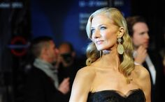 Actress Joely Richardson attending a premiere Natasha Richardson, Joely Richardson, Plaits, Cara Delevingne, My Sister, Get Over It, Sisters, Death, Take That