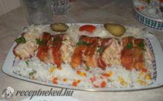 Csirkemell őzgerincben Grains, Rice, Food, Eten, Seeds, Meals, Korn, Diet