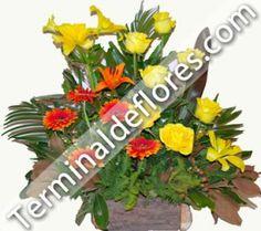 Terminal de flores de santiago