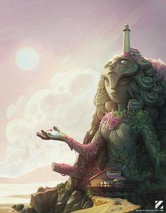 Fusão do templo. ❤