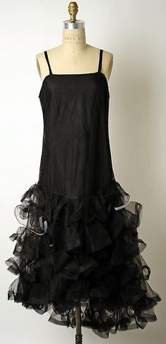 Lanvin - Robe du Soir 'Art Déco' - 1926-27