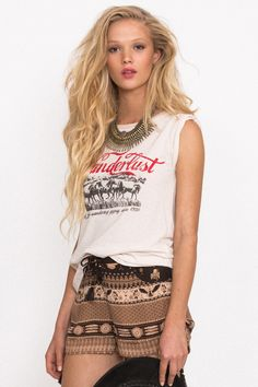 Road Tripping wanderlust tee - Spell & The Gypsy Collective #spelldesigns