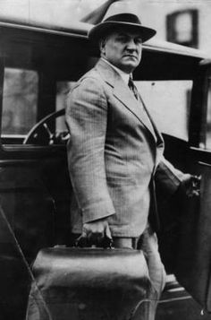 "George Remus is said to have been the model for the title character in Fitzgeralds ""The Great Gatsby."" At the onset of Prohibition in 1920, Remus was a Chicago criminal defense lawyer. When he saw many of his clients become wealthy by bootlegging, he began doing it himself. In Cincinnati, he earned the title ""King of the Bootleggers,"" lived in a lavish mansion in Price Hill and spent millions in bribes to police and public officials."