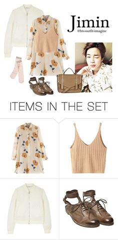 """BigHit audition (Jimin)"" by effie-james ❤ liked on Polyvore featuring art, simple, kpop, korean, bts and jimin"