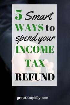 income tax refund, t