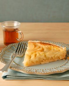 Pear Tart, Recipe from Everyday Food,