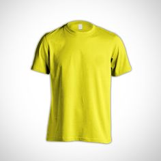 Basic Yellow | Click http://tees.co.id/products/detail/17573?utm_source=pinterest-social&utm_medium=social&utm_campaign=product  #tshirt #tees #shirt