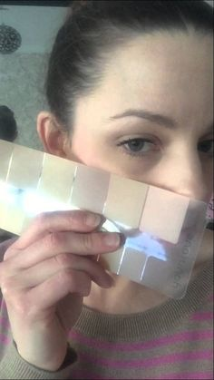 How to use your Younique Foundation Colour Match Chart - Shade Stick