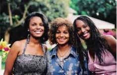 Rebbie Jackson And Her Daughters