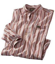 Chemise Liquette Flagstaff : http://www.atlasformen.fr/products/grandes-tailles/chemise-liquette-flagstaff/16731.aspx #atlasformen