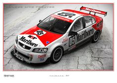 Peter Hughes uploaded this image to 'Heritage Prints'. See the album on Photobucket. Vehicle Signage, Car Prints, Team Wallpaper, Aussie Muscle Cars, V8 Supercars, Bike Art, Racing Team, Old Trucks, Hot Cars
