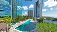 Ko'olani. Luxury condos in the heart of Honolulu.  Part of a 360 panorama  #resortphotography...