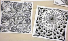 Anything is possible, one stroke at a time...Zentangle