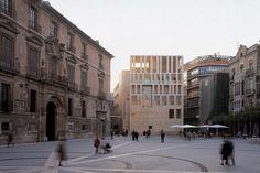 Raphael Moneo - Murcia city hall, 1998