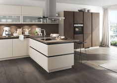 We've got a range of fantastic offers for your new kitchen. From modern kitchen appliances to stylish taps and tiles, we've got a deal for you. Get in touch to book your free design consultation. Kitchen Room Design, Kitchen Paint, Kitchen Layout, New Kitchen, Contemporary Kitchen Inspiration, Contemporary Kitchen Design, Modern Contemporary, Quality Kitchens, Küchen Design