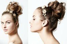 Peinados novias: 10 estilos de inspiración vintage