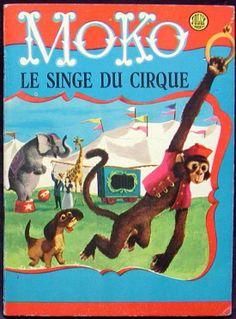 Moko le singe du cirque