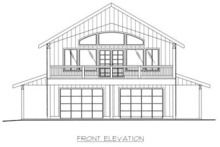 Traditional Style House Plan - 2 Beds 3 Baths 1876 Sq/Ft Plan #117-535 - Dreamhomesource.com