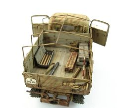 plastic model Steyr Raupenschlepper Ost /01 (RSO/01) + PaK 40 by Patterson