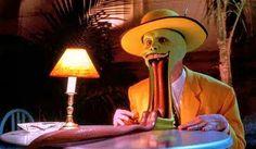 """Riso terapia Escena de la Pelicula """"LA MASCARA"""" con Jim Carrey - Google Fotos"""