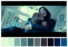 Harry Potter and the Deathly Hallows: Part 2 (2011) dir. David Yates - Rest In Peace, Alan Rickman
