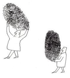 Saul Steinberg: Portable Identity