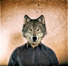 Wolfstreet by Eru  on 500px