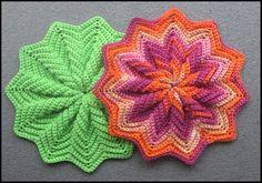Omaa ja lainattua Potholders, Blanket, Crochet, Pot Holders, Hot Pads, Chrochet, Rug, Crocheting, Blankets