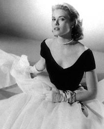 Grace Kelly from Alfred Hitchcock's 'Rear Window.'  So classy.