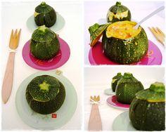 Sweet Gula: Courgettes Recheadas Com Fiambre e Cogumelos