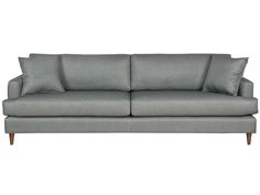 Seymour Sofa (in white) | Living Room | Van Gogh Designs | The Art of Comfort