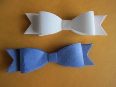 paper Bows / Assorted Colors by PaperCraftSupply on Etsy, $6.50